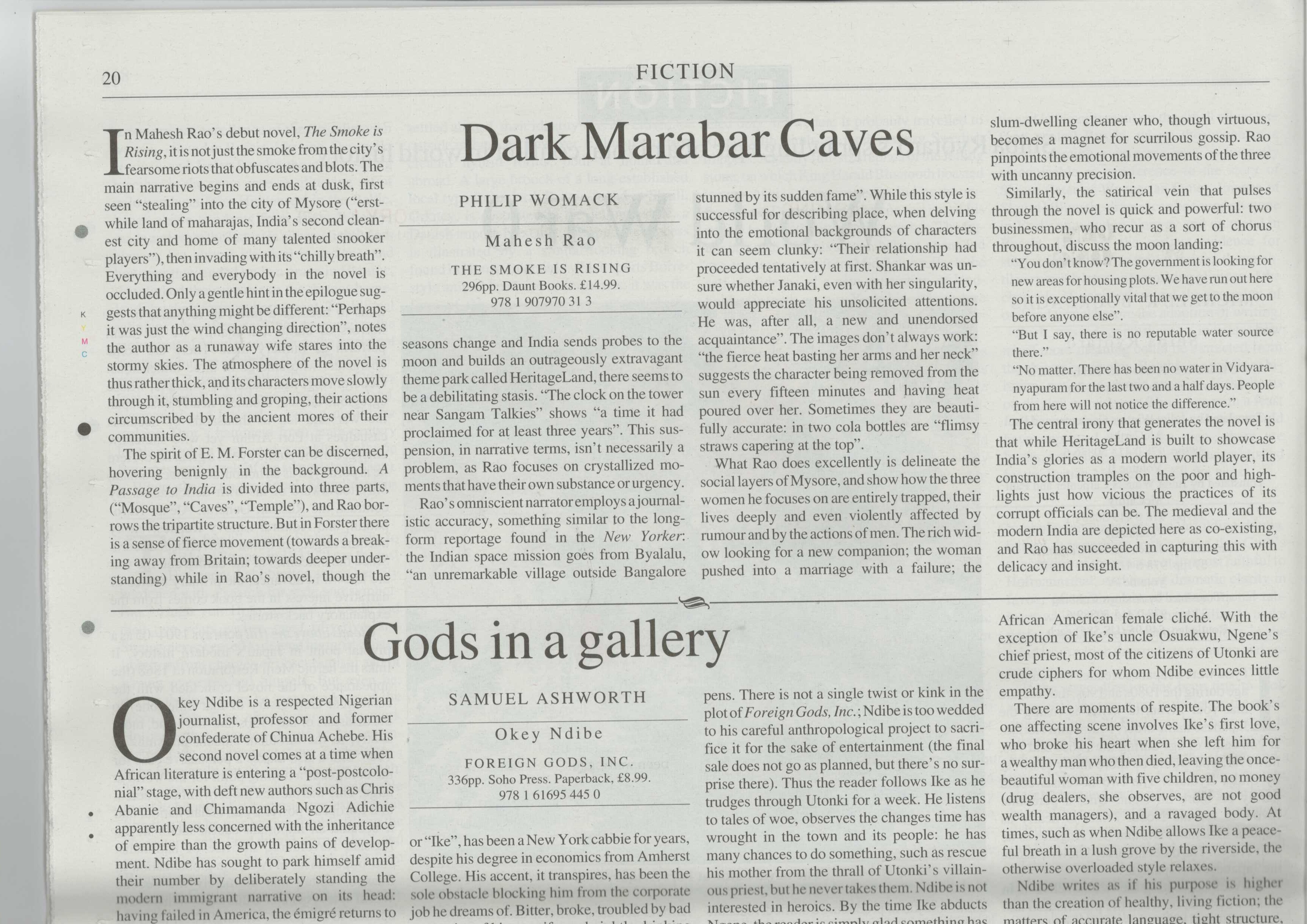 Times literary review